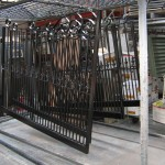 wrought iron gates 150x150 Gallery