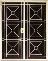 Thumbnail image for Powder Coating Security Gates, Grilles and Doors